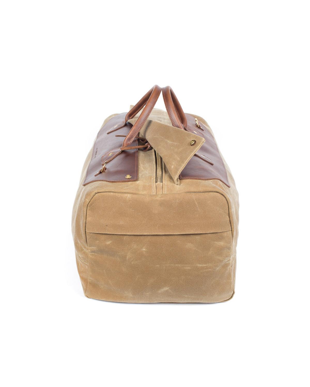 Wood Faulk High Desert Sage Grand Tourer Weekend Bag   Garmentory 1ea77b42df