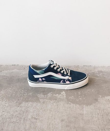 VANS Vintage Floral Old Skool Sneakers