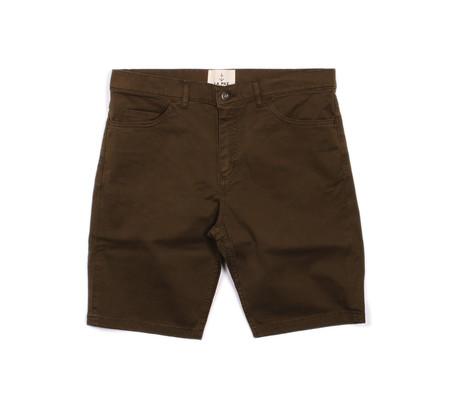 Men's La Paz Barata Shorts | Military Green