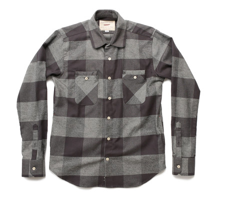 18 Waits The Woodsman Pocket Shirt