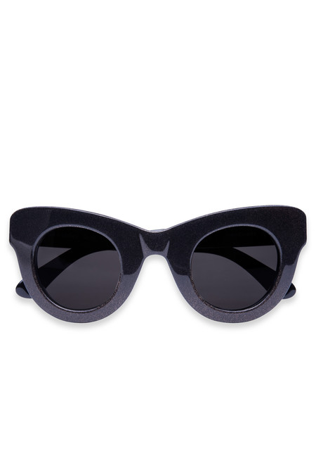 Sun Buddies Acetate Uma Sunglasses-Dark Sparkle