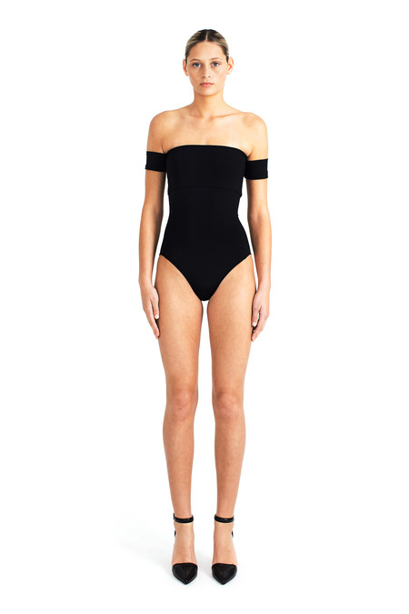 Beth Richards Dolly One Piece - Black