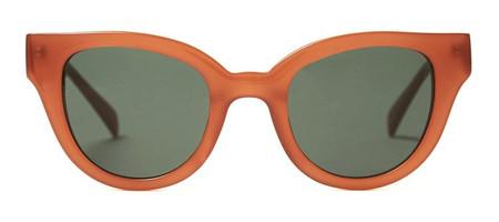 CARLA COLOUR Barton Sunglasses - Cardinal