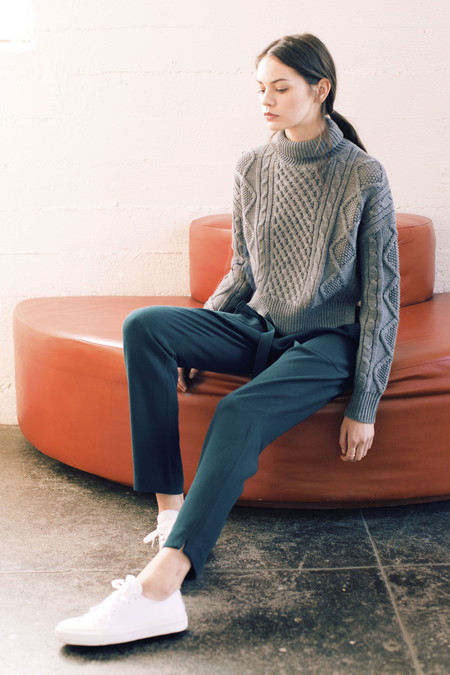 Cosette Isabel Turtle Neck Sweater