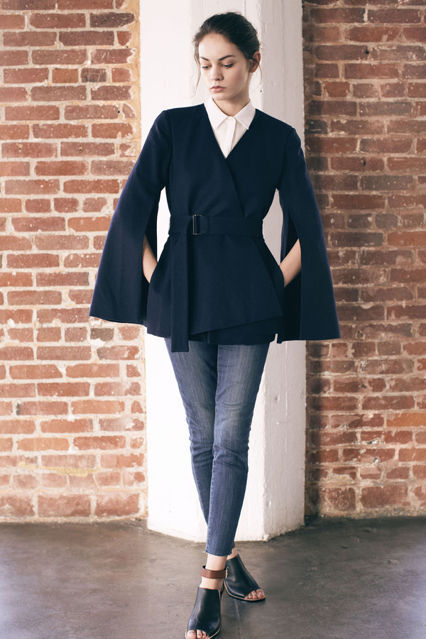 Cosette Phoebe Wool Coat
