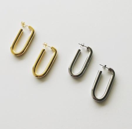 Machete Maya Earring Set