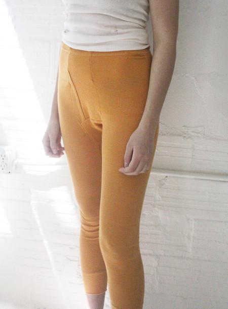 Association long john leggings (tangerine)