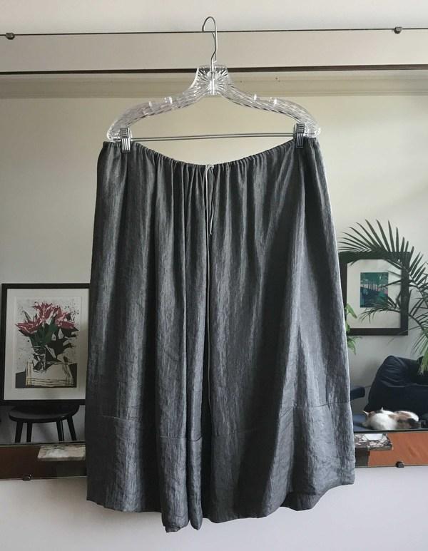 RHOI Serra Gathered Skirt