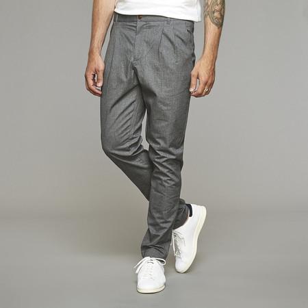 Suit Francis Chino - Medium Grey Melange