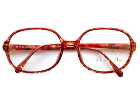 Christian Dior Vintage 2578 Rose Frames