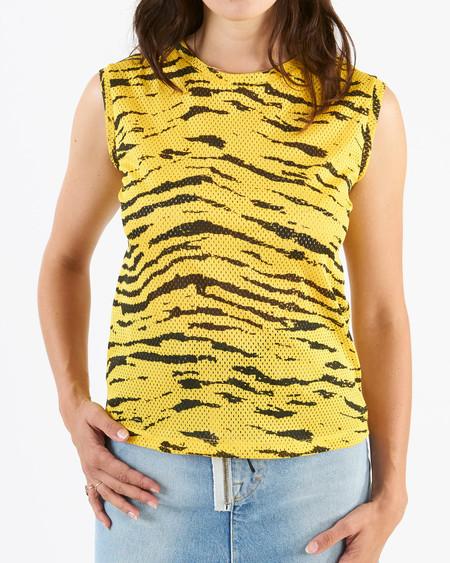 Aries tiger vest