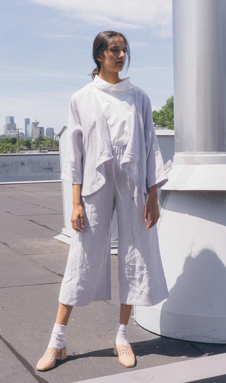 GARMENTORY EXCLUSIVE | Lauren Winter Wide Pant