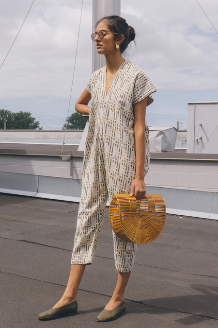 GARMENTORY EXCLUSIVE | Miranda Bennett Everyday Jumpsuit