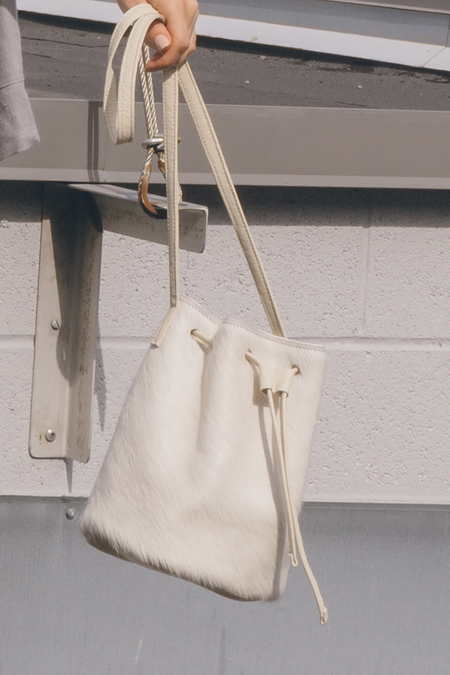 GARMENTORY EXCLUSIVE | Primecut Bucket Bag