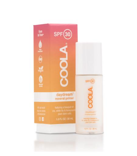 COOLA Suncare Mineral SPF 30 Daydream Makeup Primer