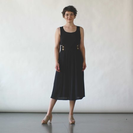 Field Day Brigid Dress - Black