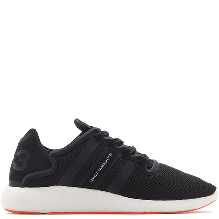 Y-3 YOHJI RUN - CORE BLACK