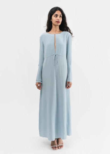 Penny Sage Fade Dress