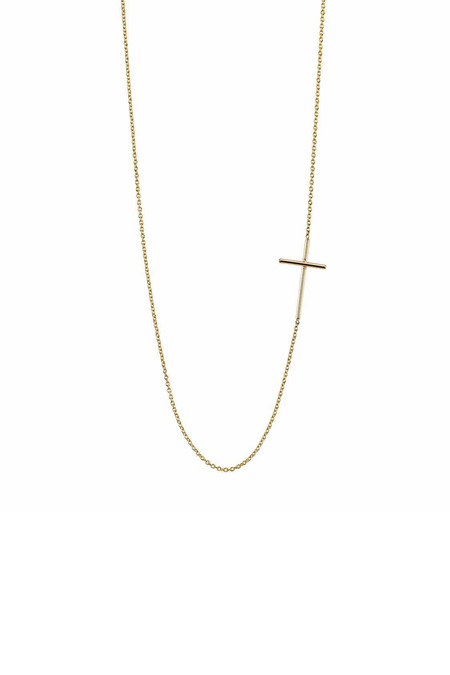 Gabriela Artigas & Company 14K Compass Necklace
