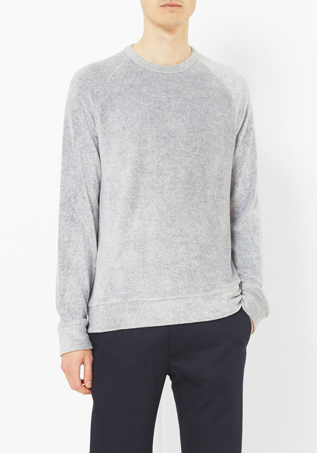 You Must Create Towely Gray Sweatshirt