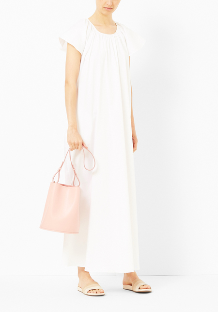 Creatures of Comfort Malibu Pink Bucket Bag