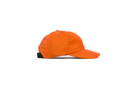 Norse Projects NYLON SPORTS CAP - INDUSTRIAL ORANGE