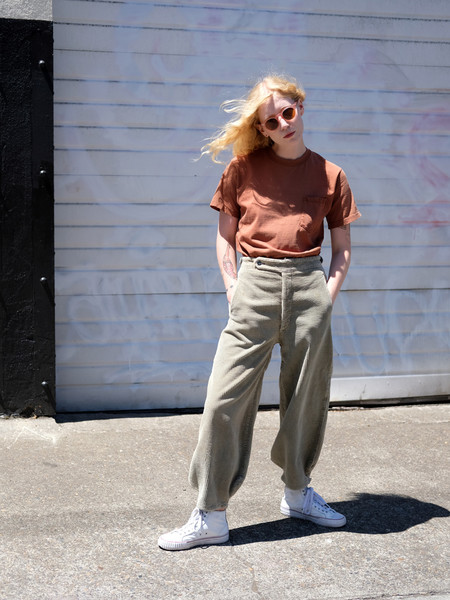 Shop Boswell VINTAGE CORDUROY PANTS