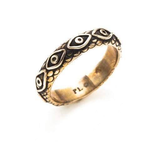 Pamela Love Ajna Ring in bronze