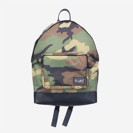 Woolfell Camouflage Backpack
