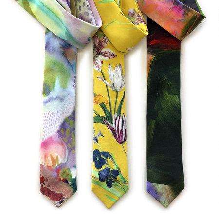 Strathcona Handmade Silk Tie
