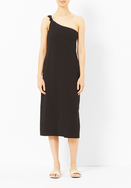 Totême Murcia One Shoulder Dress