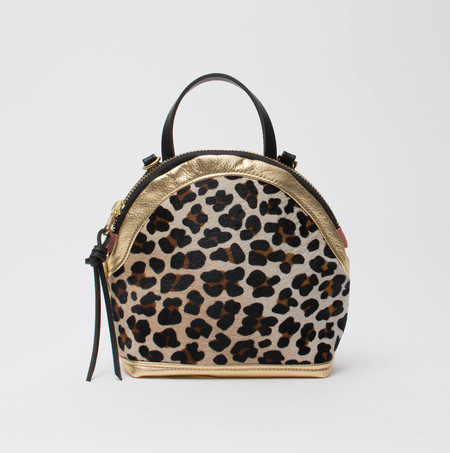 Eleven Thirty Shop Anni Mini- Summer Gold Leopard