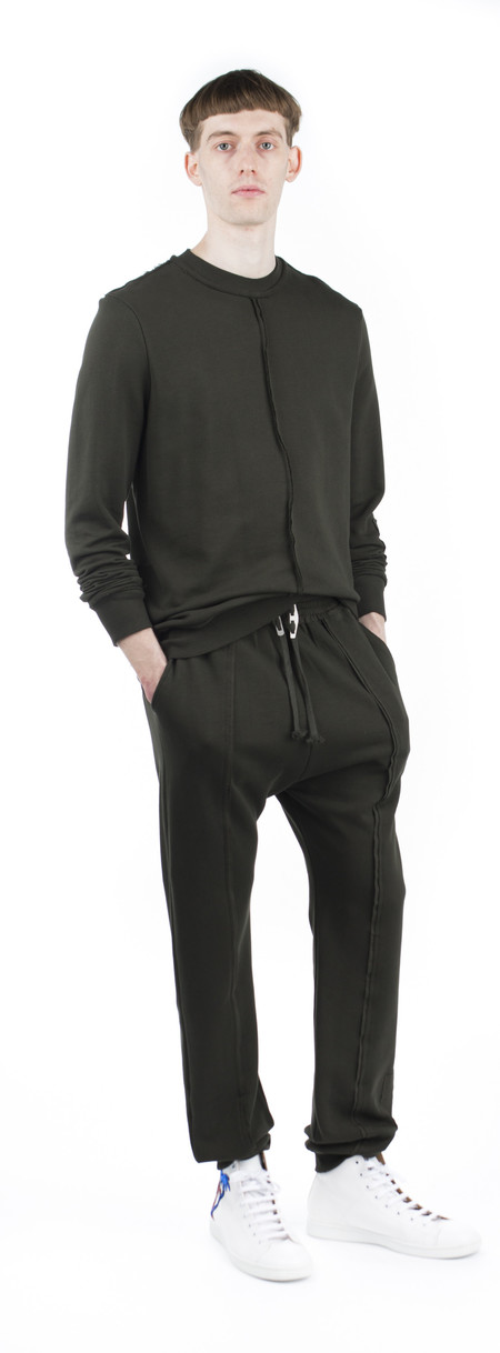 Damir Doma Dark Green Sweatpants