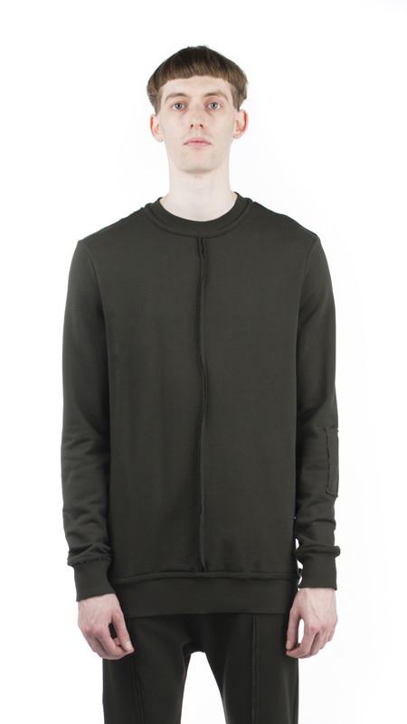 Damir Doma Dark Green Sweatshirt