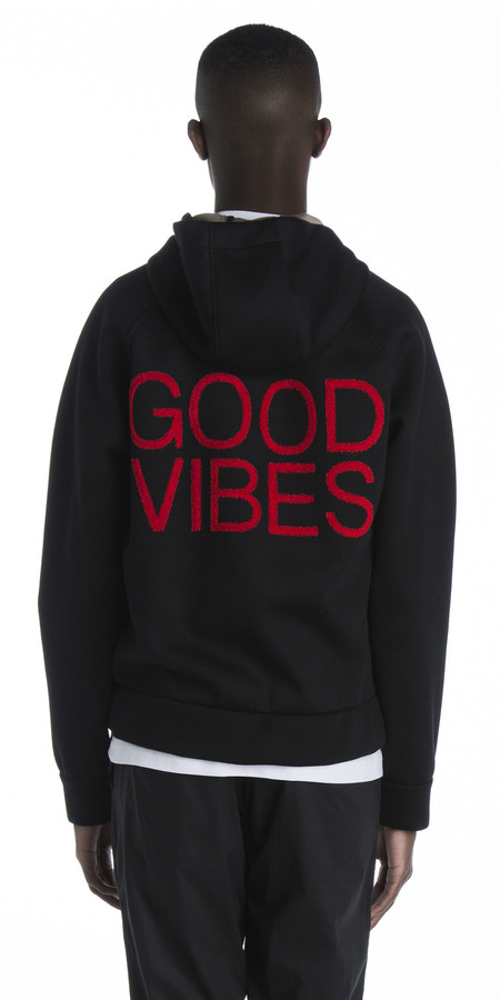 N21 Good Vibes Hoodie