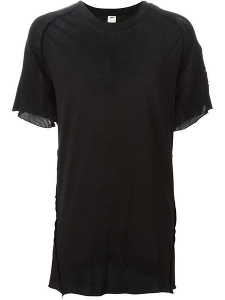 Damir Doma Mesh sleeves tshirt