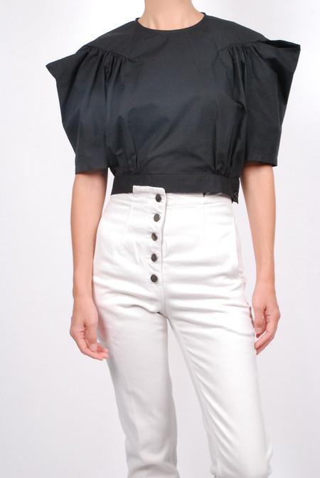 Rachel Comey Crescent Top - Black