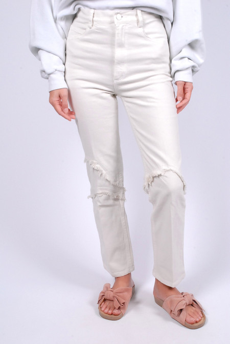 Rachel Comey Ticklers Pant - Dirty White