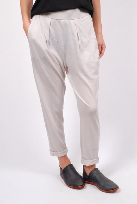 Raquel Allegra Easy Pant - Dirty White