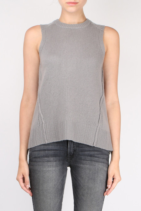 Brochu Walker Arrow Pleated Looker Tank