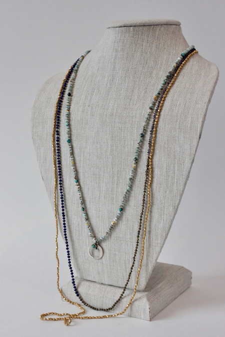 Lena Skadegard Vintage pendant necklace NG0390