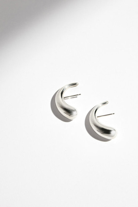 Coyote Negro Gotas No. 2 Earrings