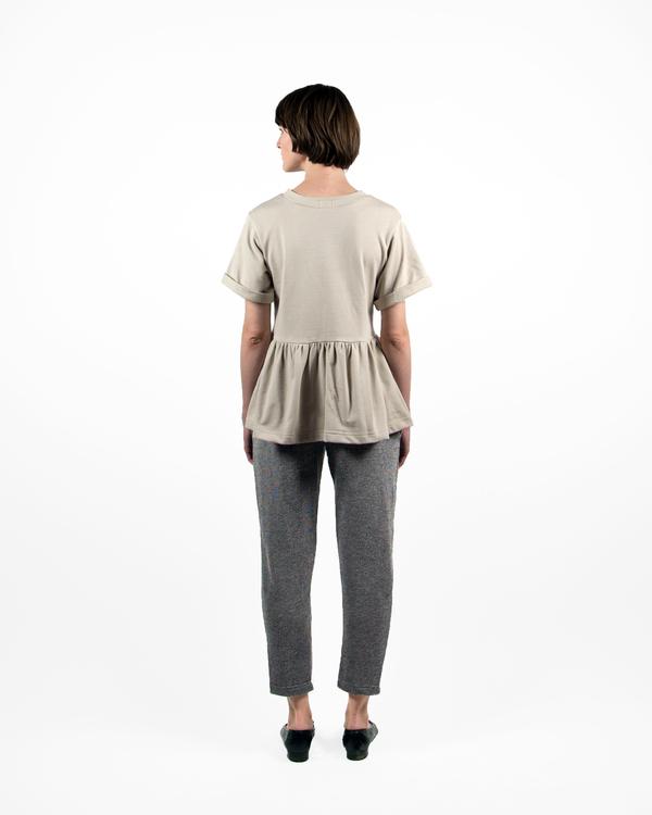 REIFhaus Peplos Sweatshirt