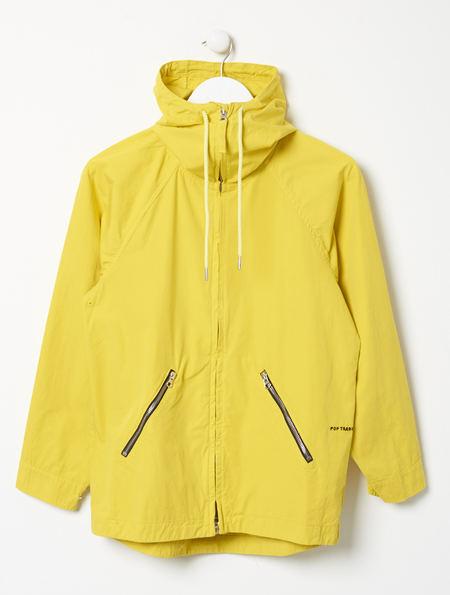 Pop Trading Company AMS Hooded Zip Jacket