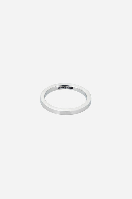 Nikolai Rose Sterling Silver S 11-2 Ring