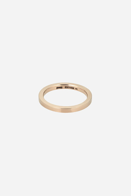 Nikolai Rose Yellow Gold S 11-2 Ring