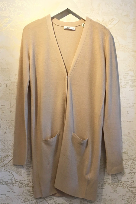 A.L.C. 'Bryant' Long Ribbed Cardigan