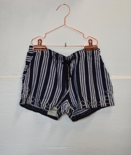 Lemlem Edna Emboridered Shorts
