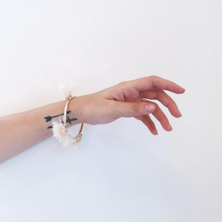 Takara Kali Bracelet in Ivory
