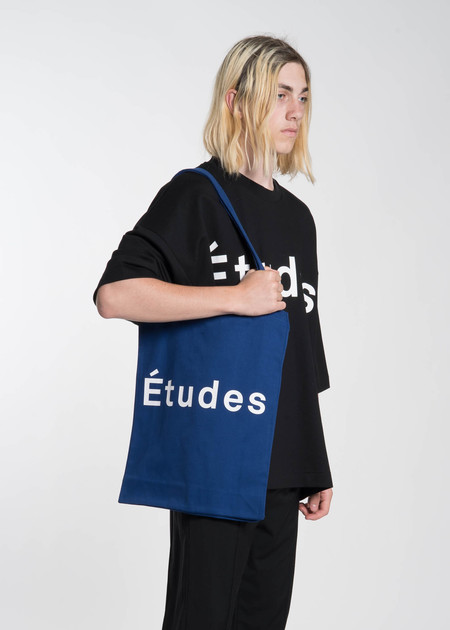 Etudes Blue October Tote Bag